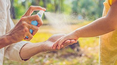 Натуральные средства борьбы с комарами на даче