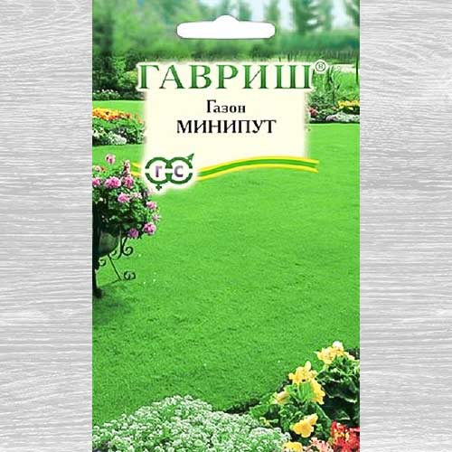 Газон Минипут изображение 1 артикул 82352