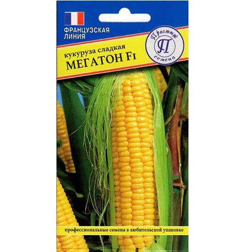 Кукуруза Мегатон F1 изображение 1 артикул 71374
