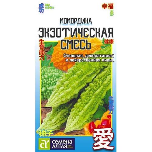 Момордика Экзотическая, смесь семян изображение 1 артикул 78022
