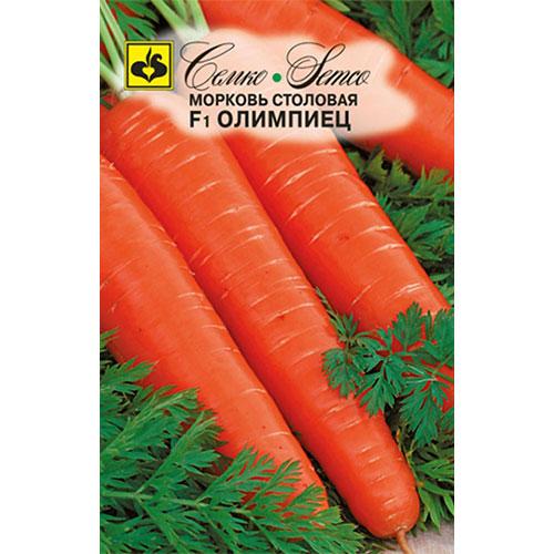 Морковь Олимпиец F1 изображение 1 артикул 71922