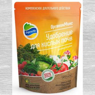 Удобрения Органик Микс для кислых почв изображение 1