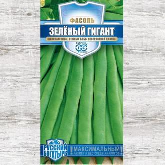 Фасоль овощная Зеленый гигант изображение 5