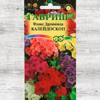 Флокс Друммонда Калейдоскоп, смесь окрасок изображение 3