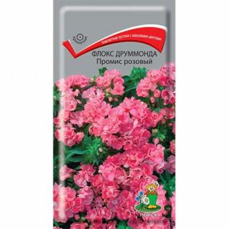 Флокс Друммонда Промис розовый изображение 1