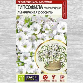 Гипсофила Жемчужная россыпь изображение 6