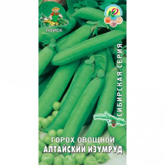 Горох Алтайский изумруд изображение 4