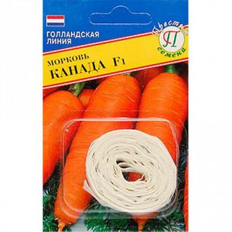 Морковь Канада F1 на ленте изображение 4