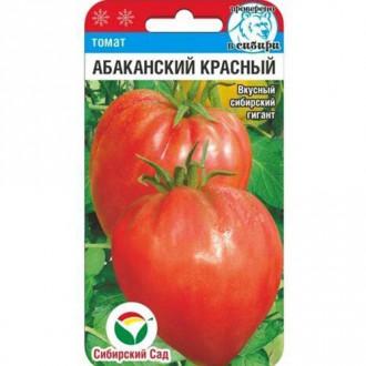 Томат Абаканский красный