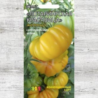 Томат Лотарингская красавица жёлтая изображение 8