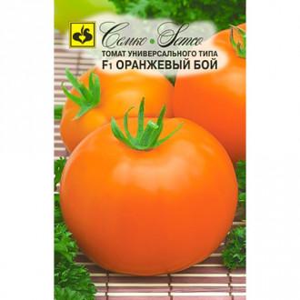Томат Оранжевый Бой F1 изображение 3