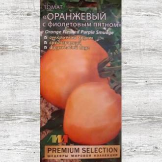 Томат Оранжевый с фиолетовым пятном изображение 8