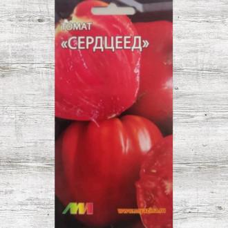 Томат Сердцеед красный высокорослый изображение 1