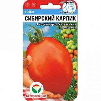 Томат Сибирский карлик изображение 2