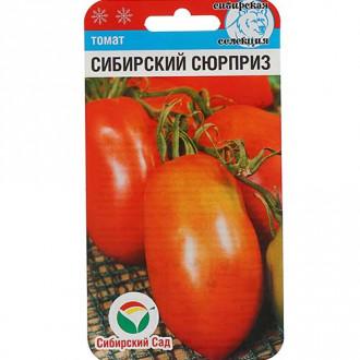 Томат Сибирский сюрприз