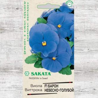 Виола Виттрока Барон Небесно-голубой F1 изображение 1